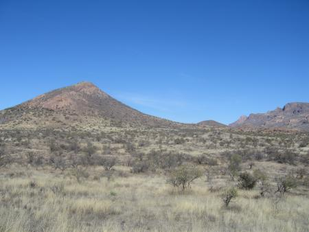 Mtn N of Arivaca Rd