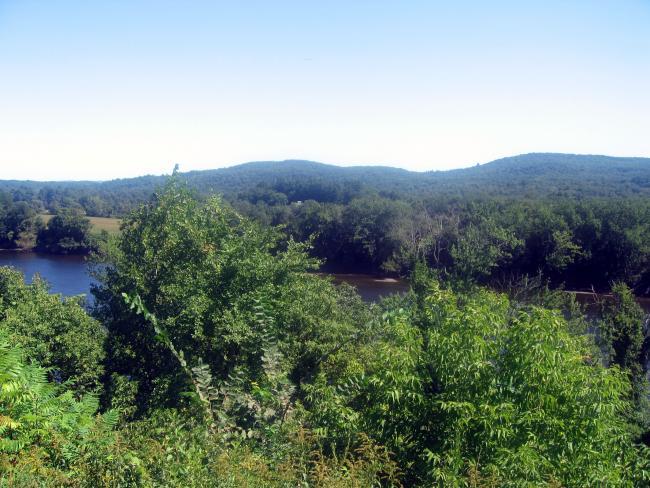 CT River N of Putney