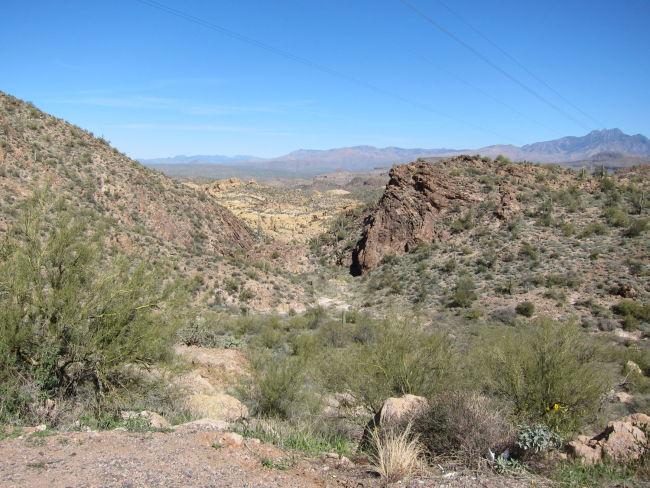 Towards Tortilla Flats
