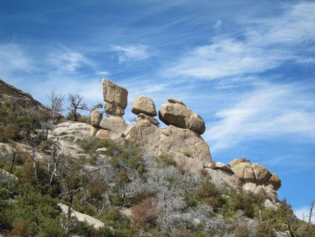 Nice pile of rocks