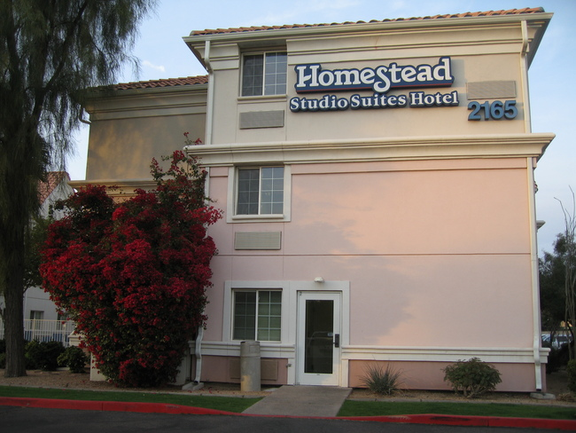 Homestead Suites, Tempe