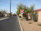 Bike Route N along Pima Rd
